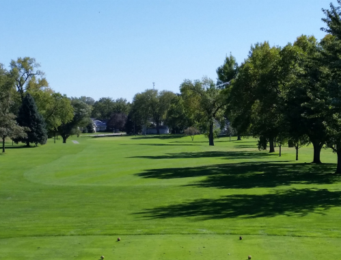 Elkhorn Valley Golf Club Course