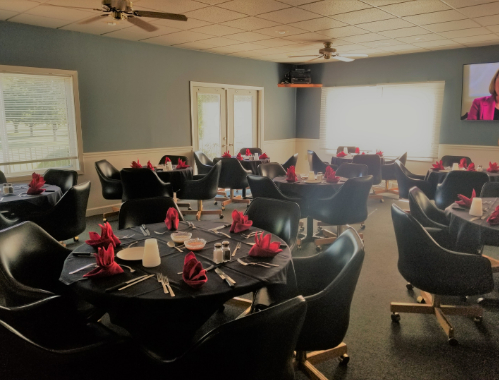 Back 9 Lounge and Grill at Elkhorn Valley Golf Club